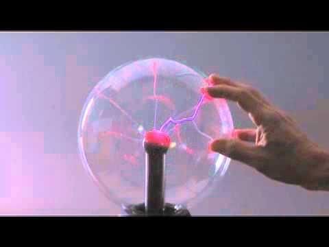 large electric plasma nebula ball - photo #25