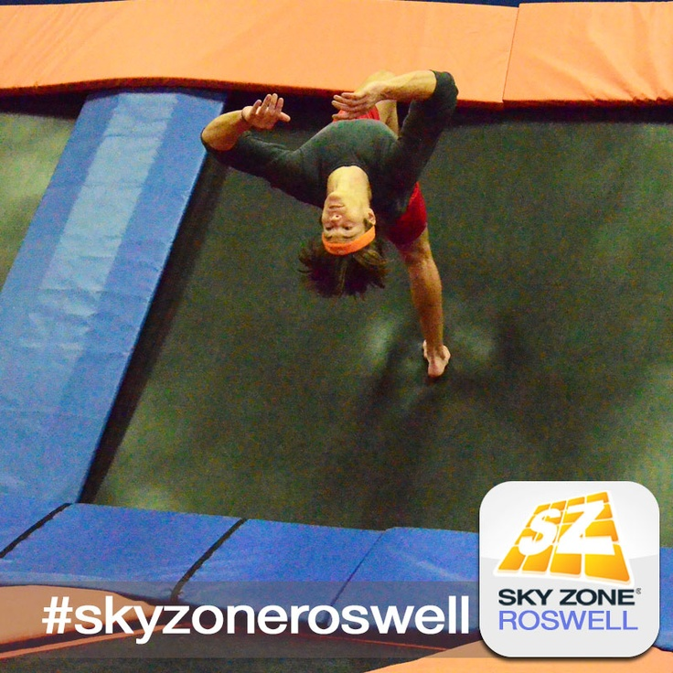 Pin By SkyZone Roswell On Open Trampoline Jump