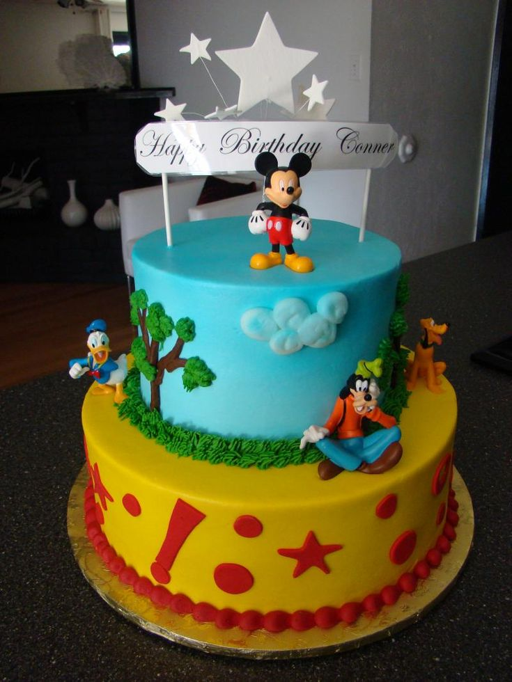 boy birthday cakes - Google Search Birthday cakes for ...