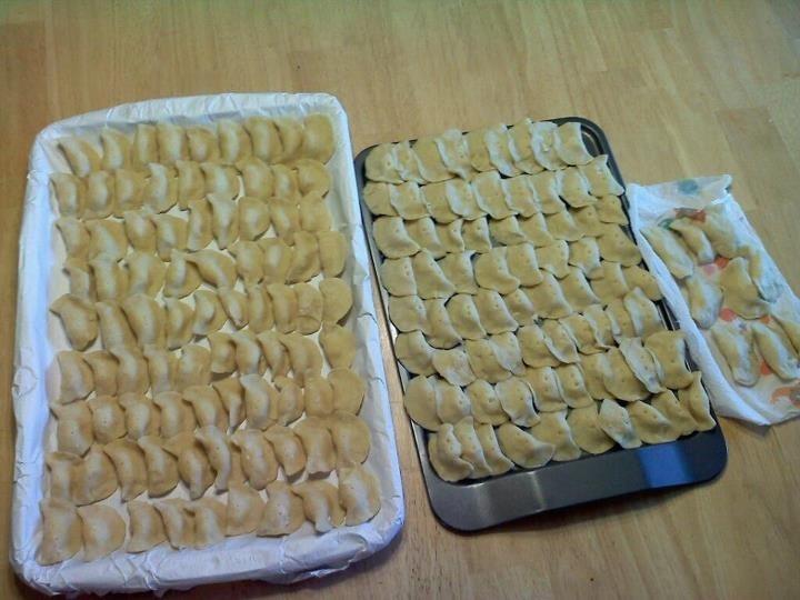 Pierogi - cheese & potato | Yummy stuff I've made! | Pinterest