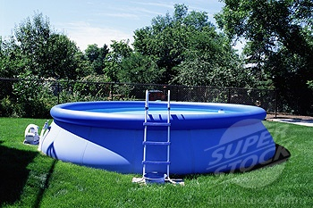 Blow Up Swimming Pools Life Then And Now Pinterest