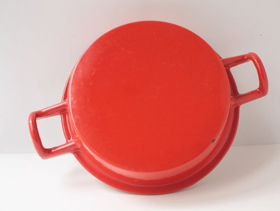 $35 enamelware pan