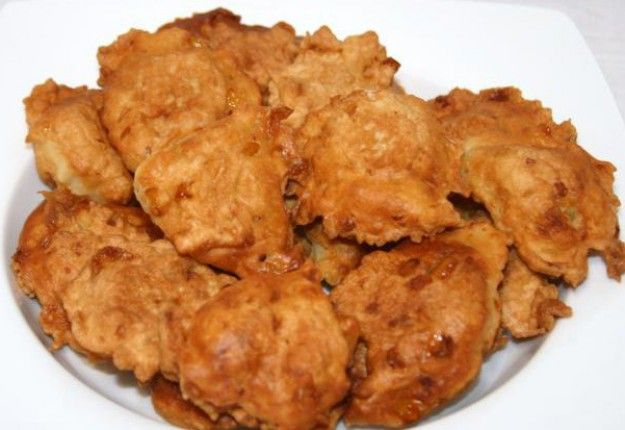 Cauliflower fritters | What's Cooking, Good Looking! | Pinterest