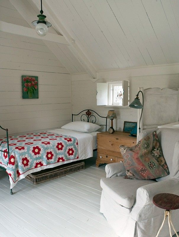 Country Cottage Bedroom My Style Pinterest