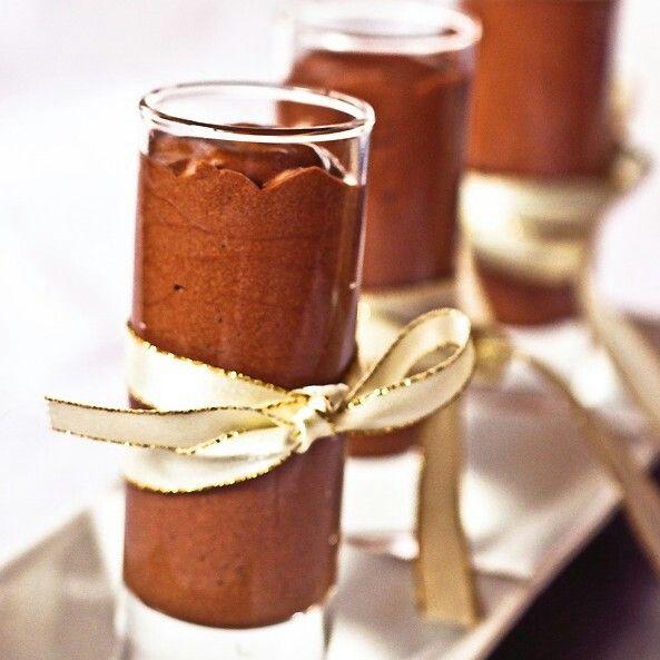 David Lebovitz's chocolate mousse | mmm, chocolate | Pinterest