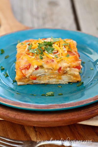 King Ranch Chicken Casserole | Recipe
