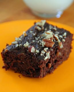 Jo and Sue: Chocolate Chickpea Cake | Sweet Tooth | Pinterest