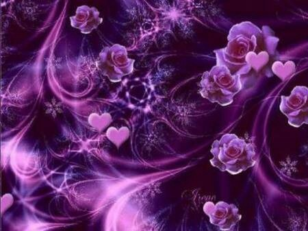 Purple Stuff The Color Of My Life Purple Of All Shades