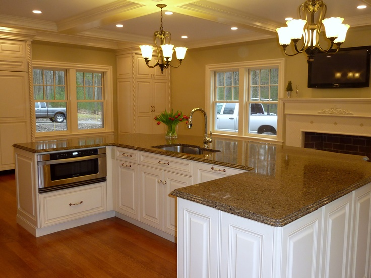 kitchen island home in concord pinterest