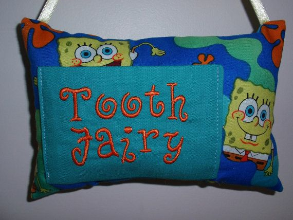 tooth fairy pillow For Nevaeh Pinterest