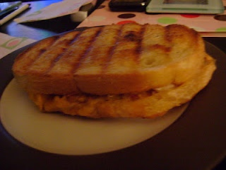 Chicken, Bacon, Ranch Panini. So Good. | Food : ) | Pinterest