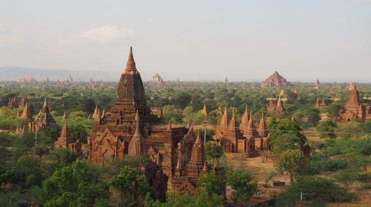 Magway Myanmar  city photos gallery : Pagan District Magway, Myanmar Burma . | 63. 100 Wonders of the Wor ...