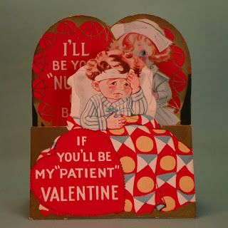 valentine day medicine hat