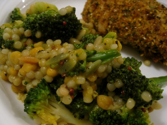 lemon couscous with broccoli...yum | Favorite Recipes: Side Dishes ...