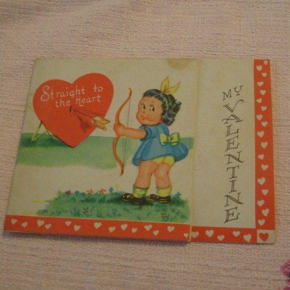 valentine day card blue mountain