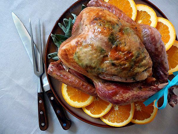 Thanksgiving Feast: How-To Brine & Roast a Turkey
