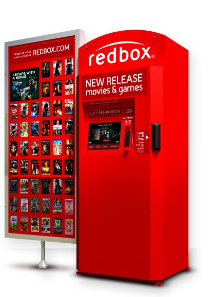 Redbox kiosk codes for movies well if this actually works