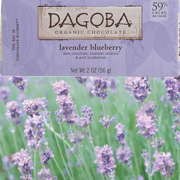 Lavender Chocolate Bars Recipe — Dishmaps
