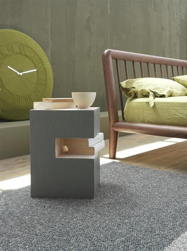 mobili: Tronky, il complemento multifunzione ispirato alla natura ...