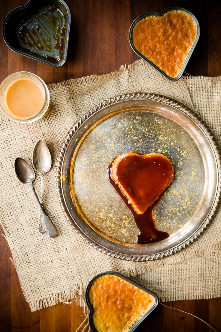 ... Your World Upside-Down with Dulce De Leche Flan (from Cupcake Project