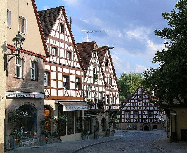 Lauf Germany  city photo : Lauf an Der Pegnitz, Germany | Old World Romantic: Germany | Pinterest