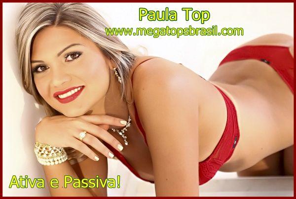 Paula Top - Brazilian Top Transex!