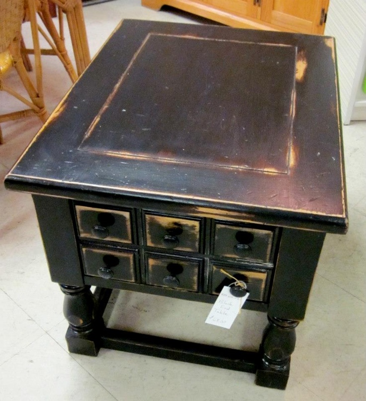 Apothecary Table Furniture Pinterest