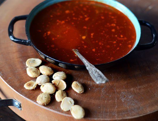 Sherry-Garlic Soup with Smoked Paprika — Six Ingredients (and Salt ...
