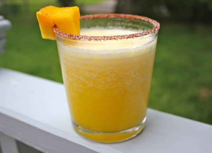 Fresh Pineapple Margarita Recipe | Alcohol | Pinterest