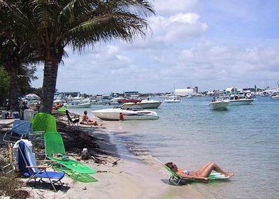 West Palm Beach Water Taxi Peanut Island