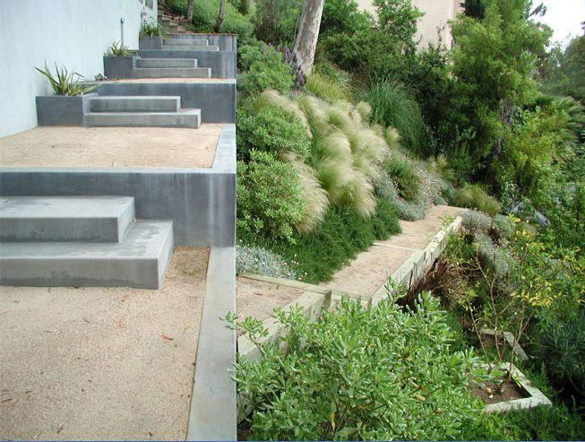 Hillside landscape for Hillside landscaping