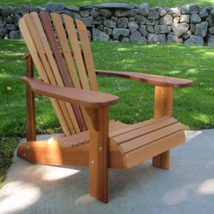 I love adirondack chairs Outdoor Ideas & Plants
