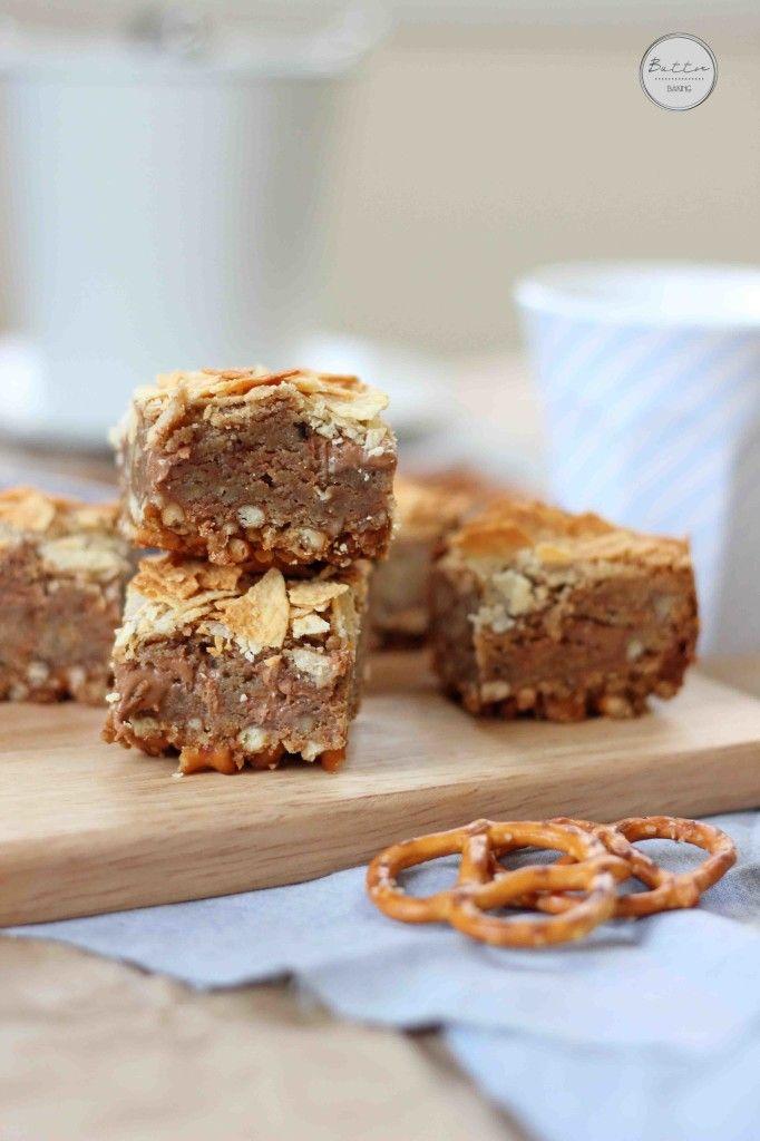 Sweet Potato Peanut Butter Blondies Recipes — Dishmaps