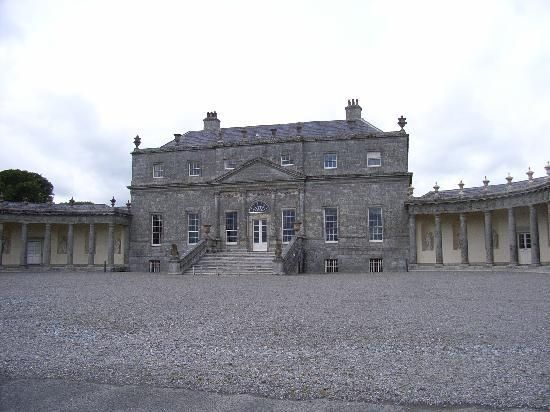 russborough house Guided tours of the most beautiful palladian mansion, 3d exhibition, sheepdog demonstrations, children's playground, maze & fairy trail amazing.