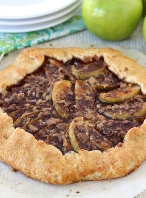 Apple Toffee Galette | Recipe