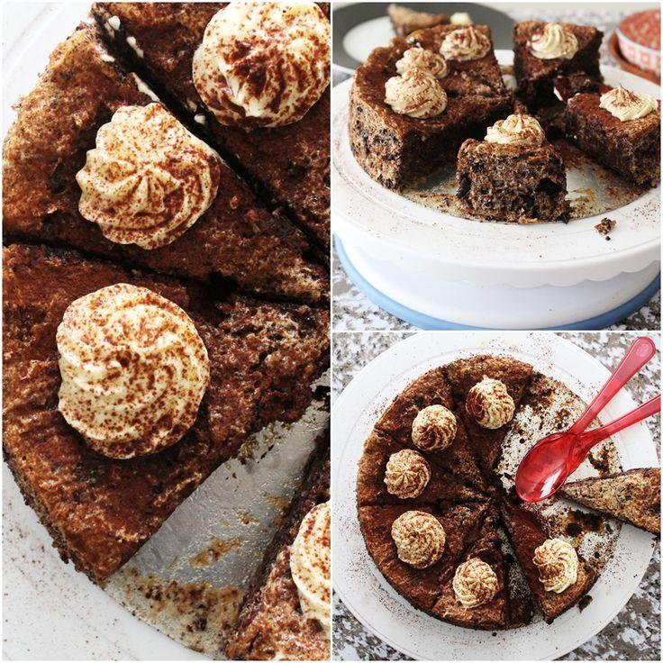 Gluten Free Bittersweet Chocolate Chunk and Pecan Torte « Sugar et al ...