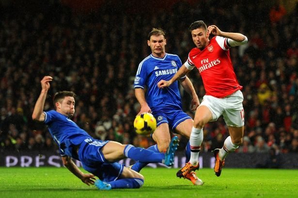 Attrition: Defences came out on top at the Emirates
