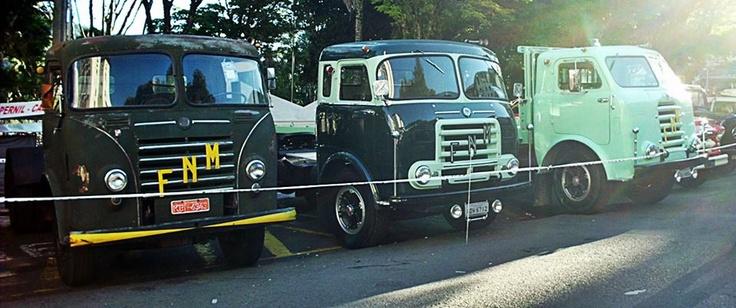 FABRICA NACIONAL DE MOTORES (FNM) THE OLDIES BRAZILIAN TRUCKS