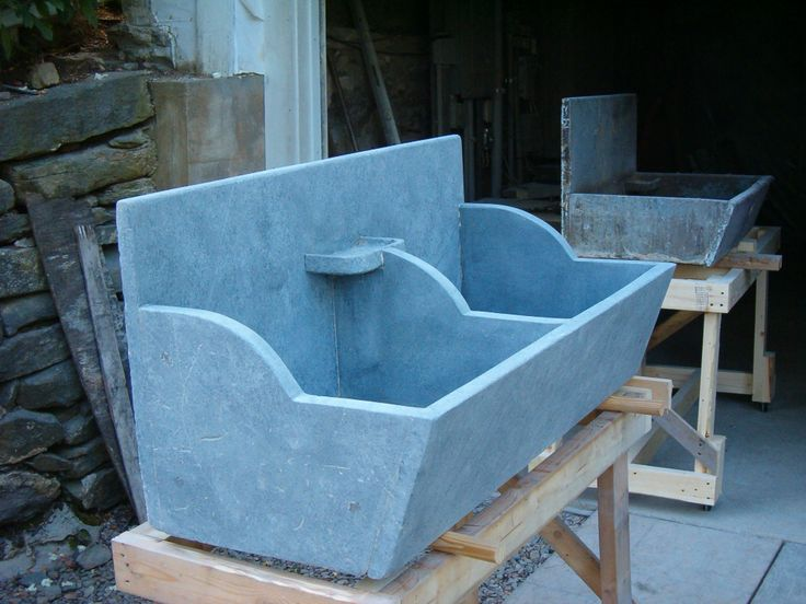vintage restored soapstone sink stone pinterest