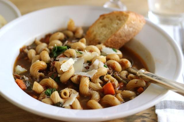 Braised Beef & Italian Vegetable Stew | SOUPS & STEWS | Pinterest