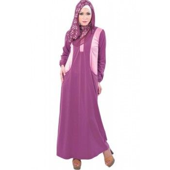 Dunia Fashion - Baju Muslim Wanita Cantik 4027C
