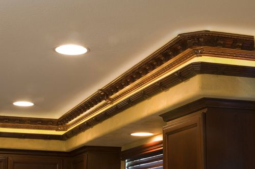 Lighted Crown Molding : Crown Molding and Ceilings : Pinterest