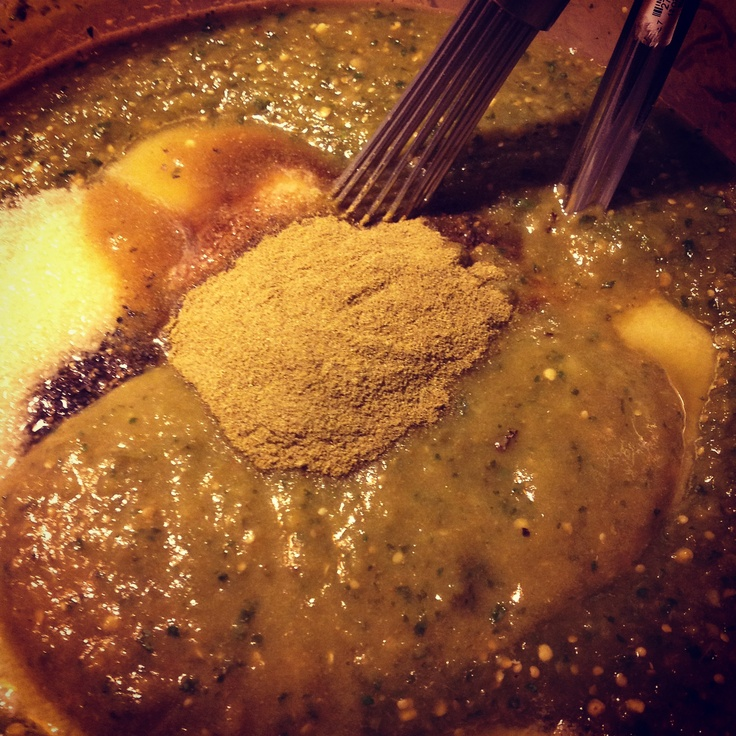 Hot Salsa Verde | Food oh Glorious Food!!! | Pinterest
