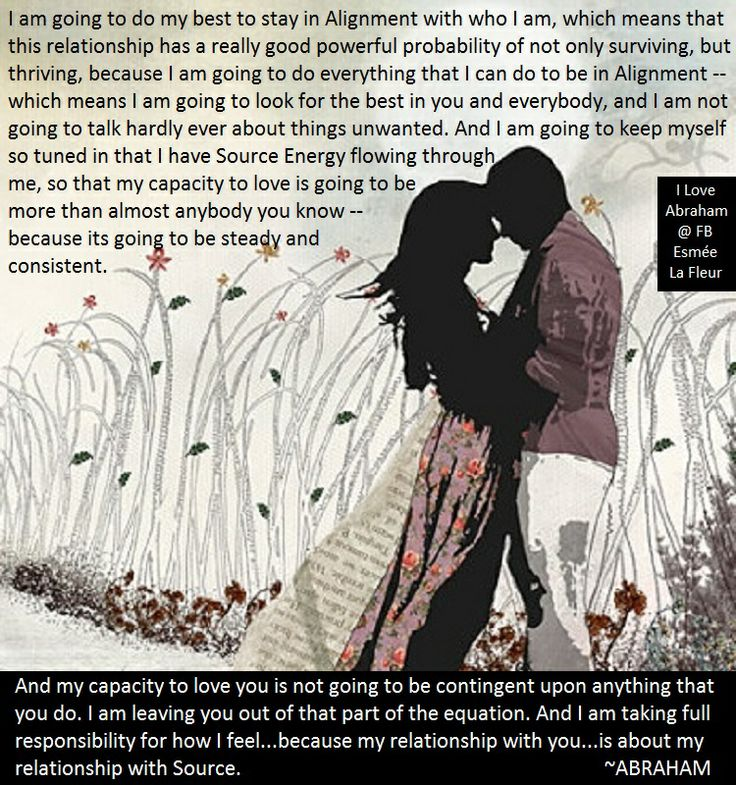 esther hicks abraham relationships dating