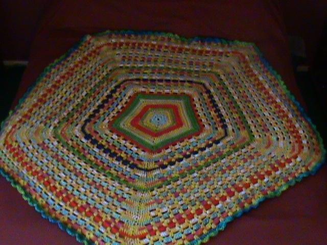 Free Knitting Patterns For Lap Blankets : Lap Blanket Crochet and Knitting free patterns Pinterest