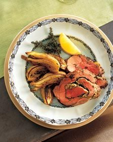 Roasted Fennel with Thyme | Recipe