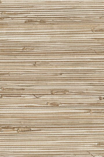 Kenneth James Taupe Grasscloth 24
