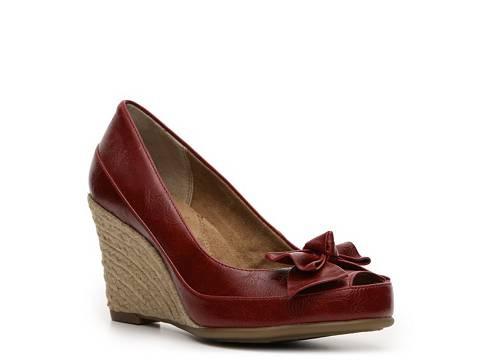 Aerosoles Well Wisher Wedge Pump Comfort Women's Shoes - DSW