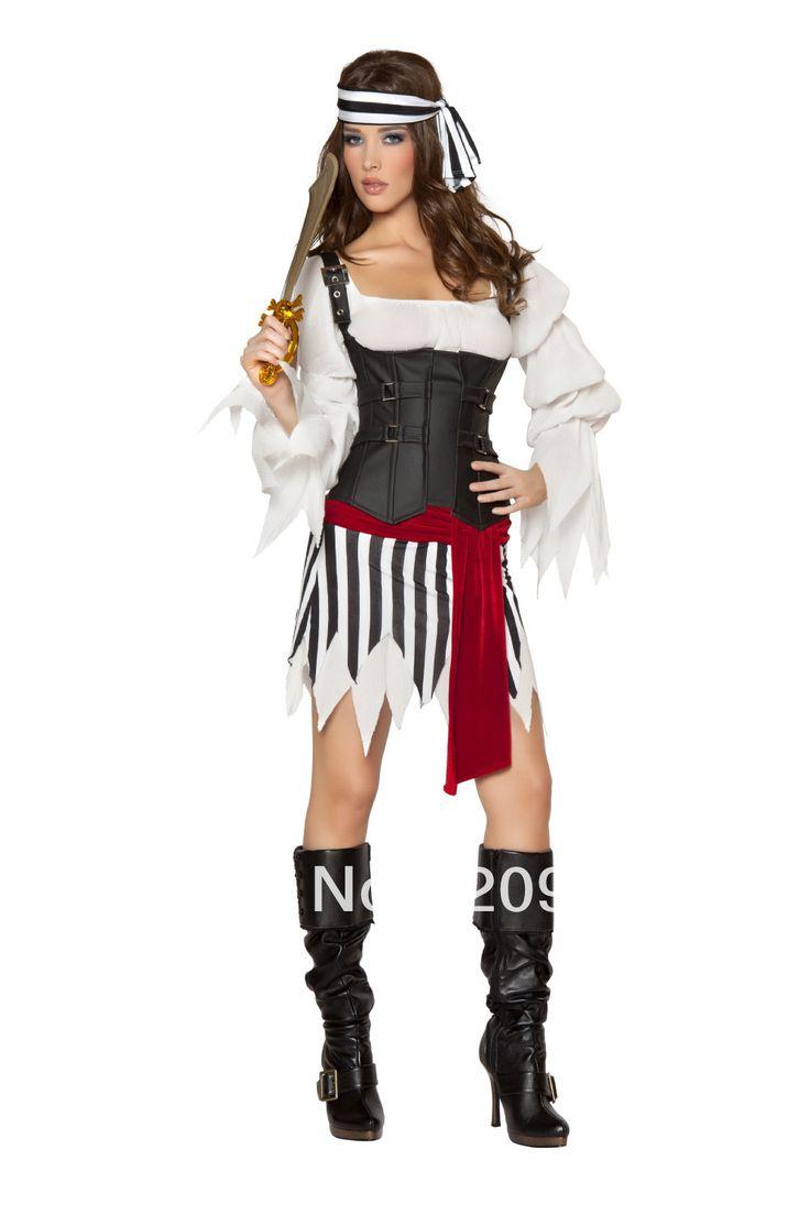 Костюмы для вечеринки в стиле пиратов своими руками