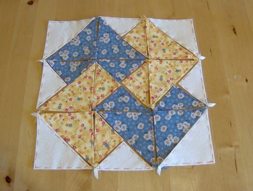 Quilting Pattern Card Trick Block : Card Trick block - pretty quilt pattern Quilts Pinterest